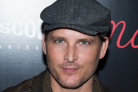 """Peter Facinelli attends a special screening of """"ma ma"""", hosted by The Cinema Society, at Landmark Sunshine Cinema on Tuesday, May 24, in New York. (Photo by Charles Sykes/Invision/AP)"""